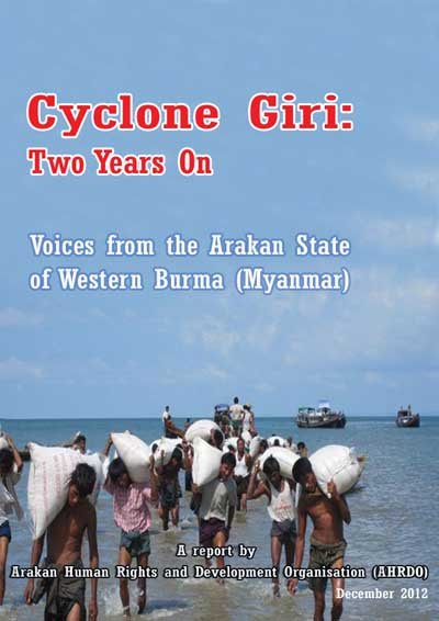 Cyclone Giri two years on